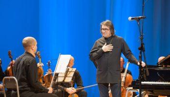 Юрий Башмет на открытии X фестиваля в Хабаровске: «По публике скучал»
