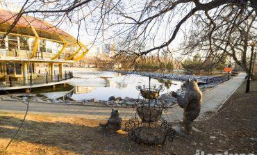 Фонтаны на старт: сезон водной феерии начинается в Хабаровске