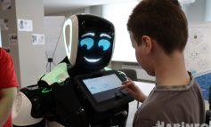 Квадрокоптеры и «говорящие машины»: фестиваль «Робофест-2021» в Хабаровске