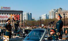 Парад Победы и другие события недели с 3 по 9 мая