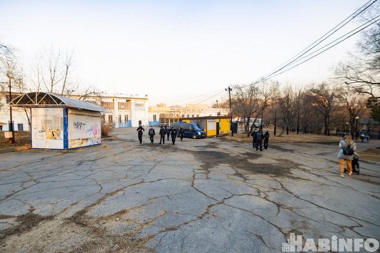 свободу навальному в хабаровске