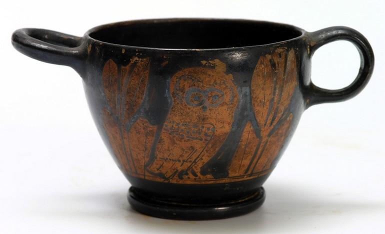 Формула прекрасного: как античные вазы маркиза Кампана попали в ДВХМ