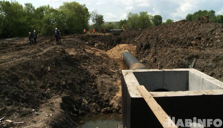 Газы и коррозии: «Водоканал» реконструирует сети канализации и водоснабжения