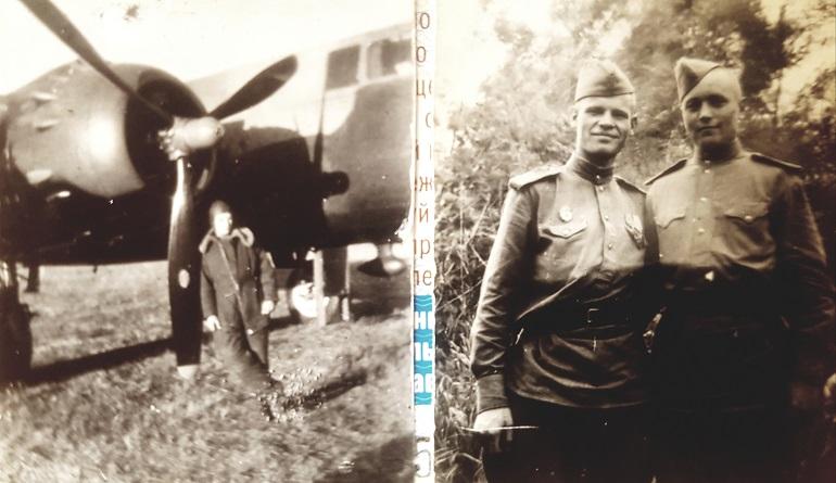 Стрелок-радист Юрий Ласьков: «Я летал в войну задом наперёд»