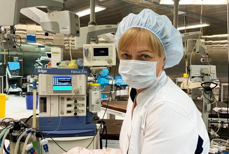 день медсестры 2021