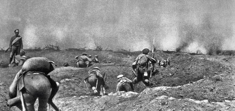 первая мировая 1914