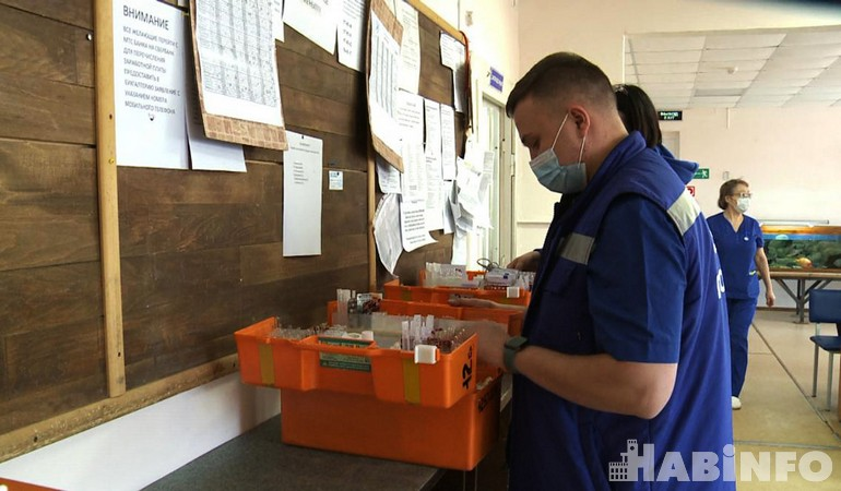 «Думают, мы циничные и бесчувственные»: как работают на «скорой» в Хабаровске