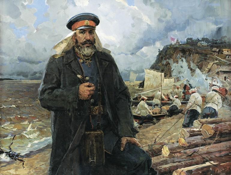 Неизвестные имена в истории: основатели военного поста Хабаровка