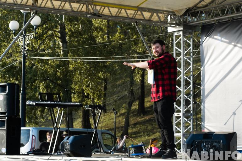 Фестиваль «Амурский кампус» в Хабаровске: артисты – на 5-ку, организация – на 2!