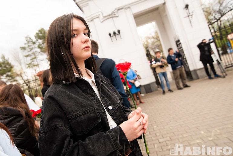 Хабаровские школьники: «Трагедия Казани может повториться где угодно»