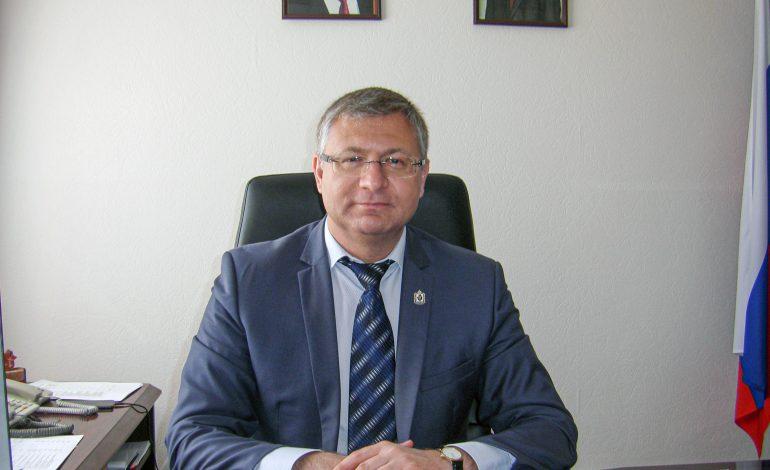 В гостях у министра соцзащиты Хабаровского края Александра Дорофеева