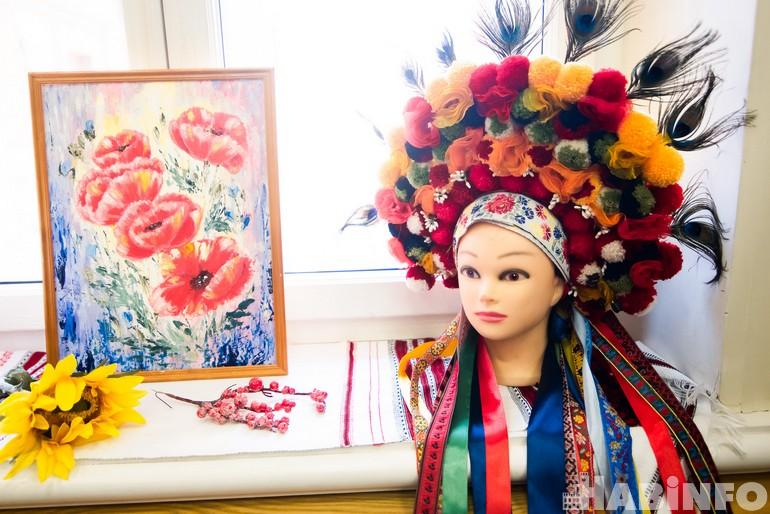 «Чубатый» венок и пампушки: чем манит украинская культура в Хабаровске