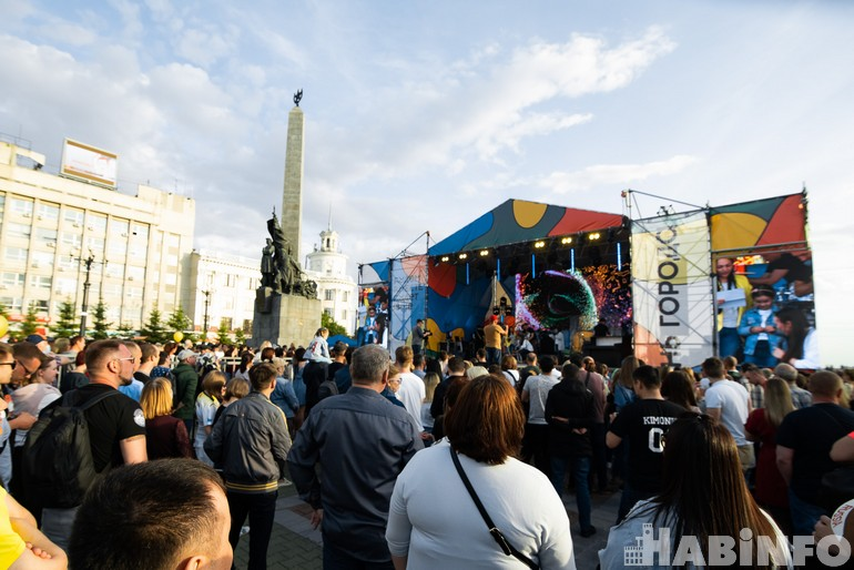 Как Хабаровск отпраздновал День города 2021