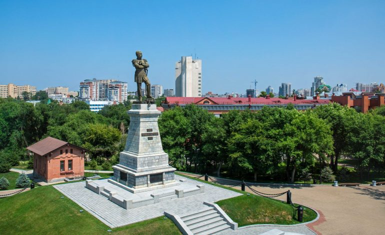 «Наши ошибки после исправят»: как возвращали памятник Муравьёву-Амурскому на Утёс