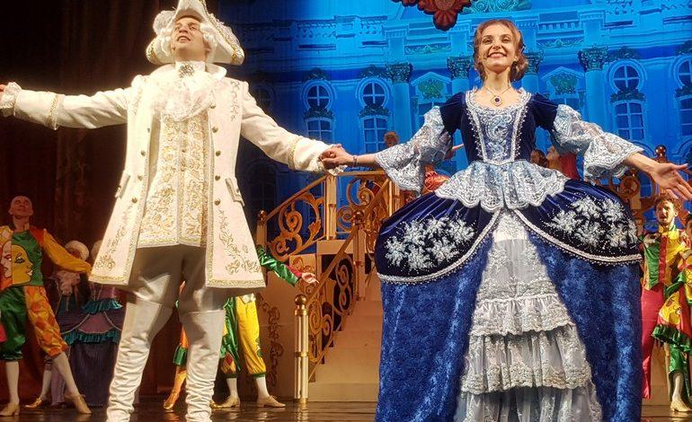 Театральная сенсация в Хабаровске – мюзикл об эпохе Екатерины Великой