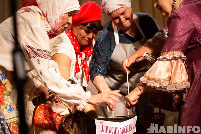 Хабаровские бабушки сварили эликсир молодости из куриных лапок и червей