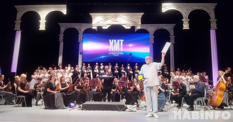 От Баха до АВВА: бенефис главного хормейстера краевого музтеатра