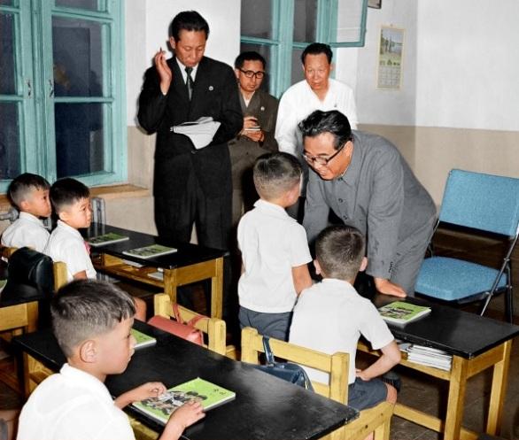 По случаю 27-й годовщины со дня кончины Ким Ир Сена