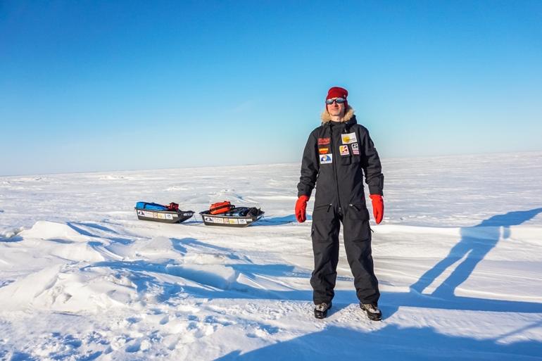 Волки рядом: опасное путешествие Максима Харченко до Залива Счастья