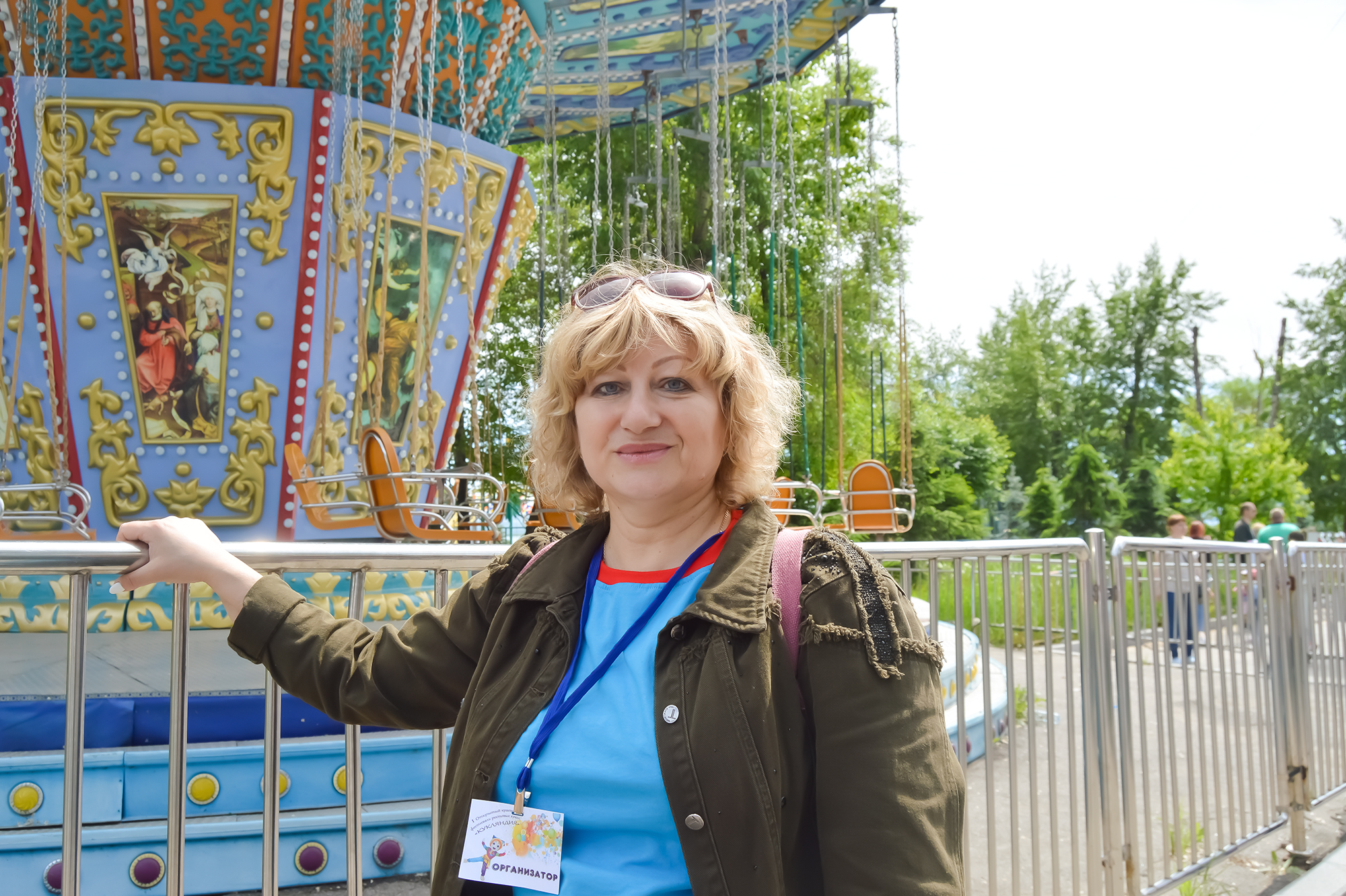 Люди и куклы: фестиваль «Кукляндия» в Хабаровске