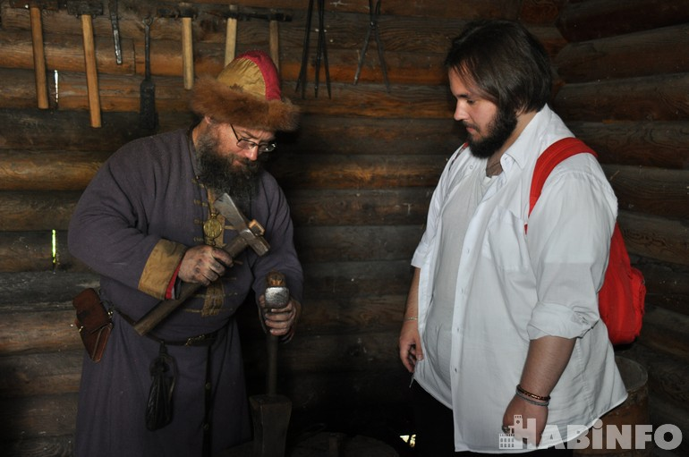 Хабаровск окунулся в эпоху средних веков