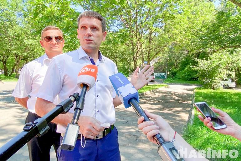 «Скверные» мечты: три новых площадки хотят открыть в Хабаровске