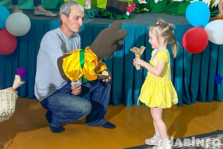 Новая сторона Колобка и другие кукольные приключения волонтёров