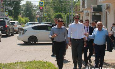 В проблемы Индустриального района в Хабаровске окунулся Михаил Дегтярев
