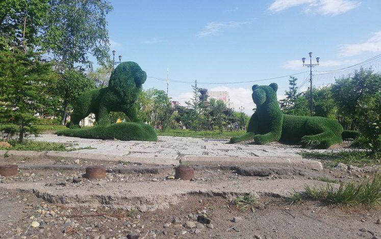 Площадь Блюхера лидирует: итоги рейтингового голосования в Хабаровске