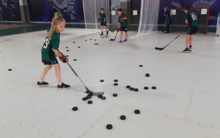 Уникальный центр для юных хоккеистов открылся в Хабаровске