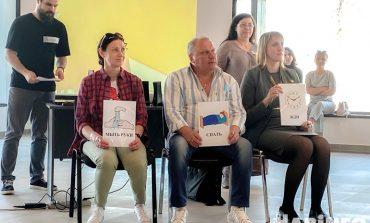 Как в Хабаровском аэропорту тренировали собственные души