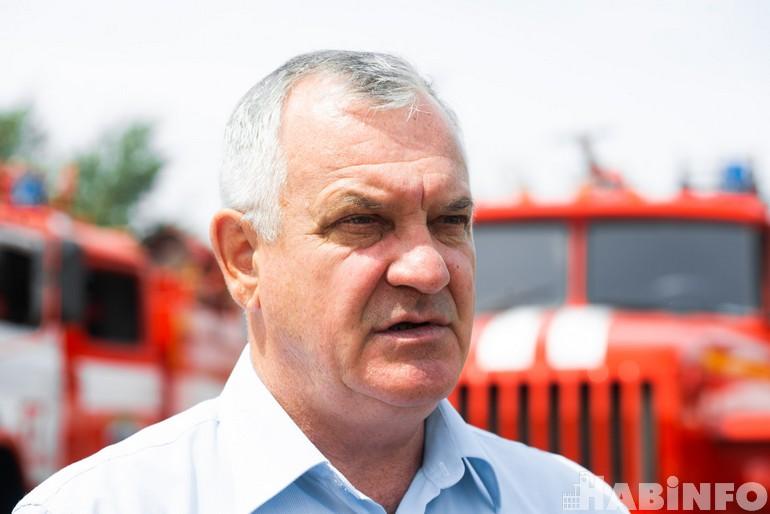 «В борьбе с огнем все может пойти не так»: хабаровские пожарные о своей работе