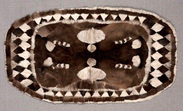 «Эвенский кумалан» в коллекции Дальневосточного художественного музея