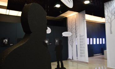 «Лучше всего скажут обо мне стихи...»: выставка Петра Комарова в Гродековском музее