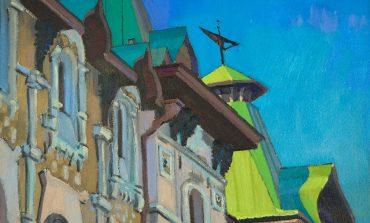 Кем творчество занимается: выставка Владимира Антонова в центре «Содружество»