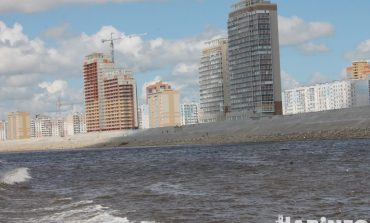 От десятиметрового наводнения Хабаровск спасёт дамба в районе затона