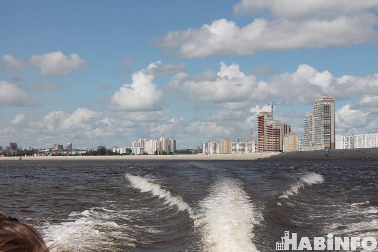 Паводок миновал Хабаровск, но угроза наводнения осталась