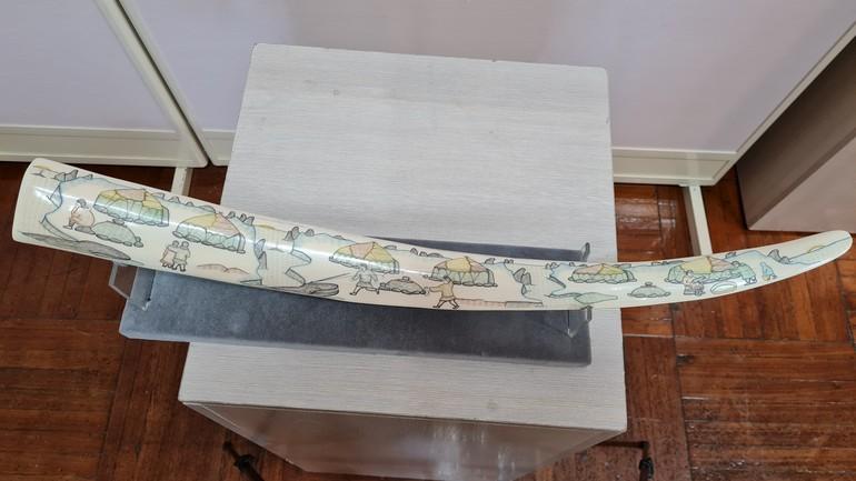 Сказка о Нунакском китёнке в Дальневосточном художественном музее