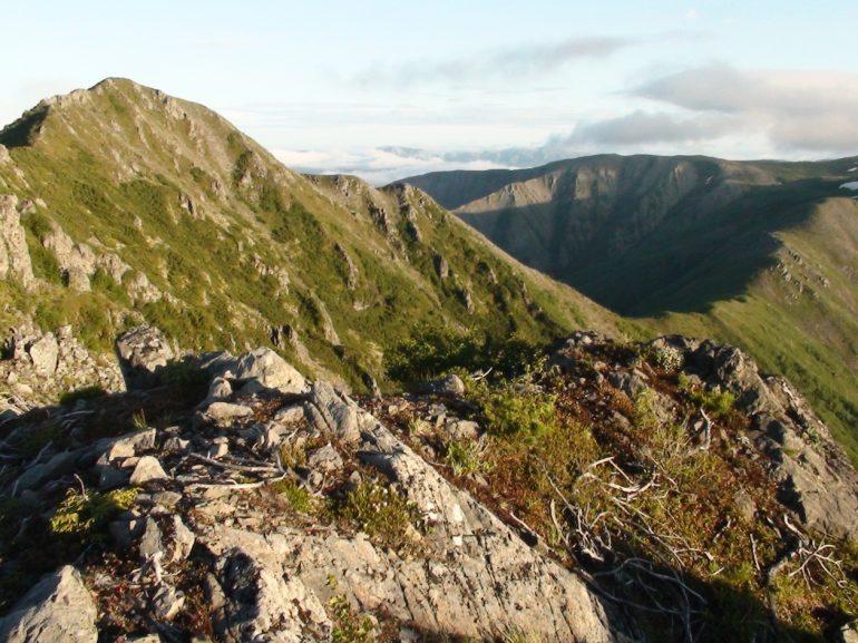 Загадочные открытия в Спрут-Хенмый-Чичимарском горном районе Хабаровского края