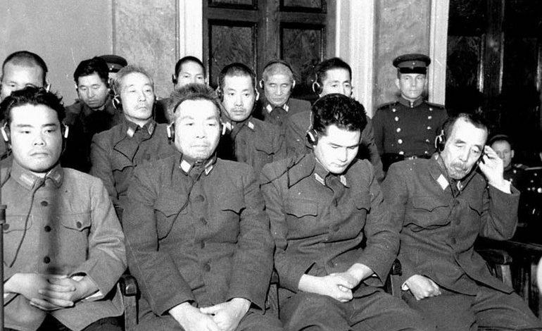 Хабаровский процесс-49: за что судили японских пленных