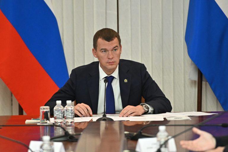 О чём говорилось на встрече Михаила Дегтярёва с бизнес-сообществом строительной отрасли