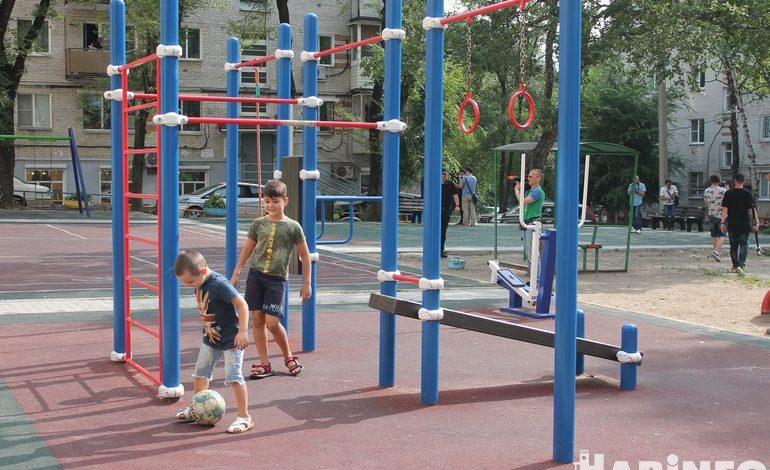 Более миллиарда рублей потратят на хабаровские дворы