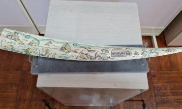 Клык моржовый от ДВХМ, или Чукотские сказки о лисе и вороне