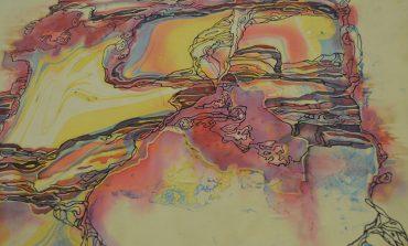 Штрих по шёлку: выставка Натальи Брусницыной в галерее имени Федотова