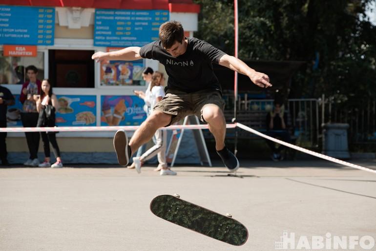 Чем хабаровская молодежь занимается на улицах