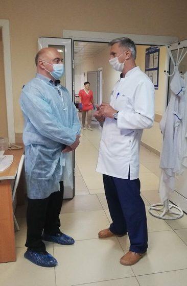 Как московские онкологи помогают хабаровским малышам