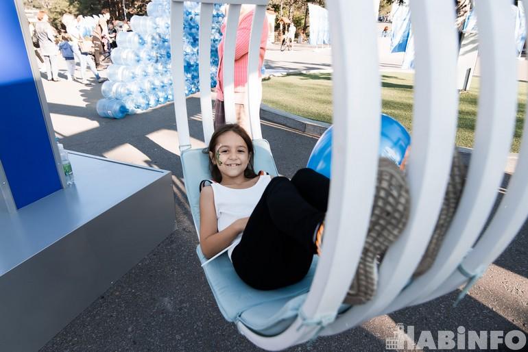 Чем заняться на акции «Водная аллея» в Хабаровске