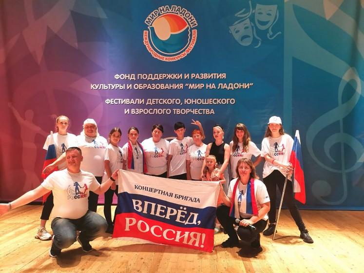 всероссийский конкурс талантов