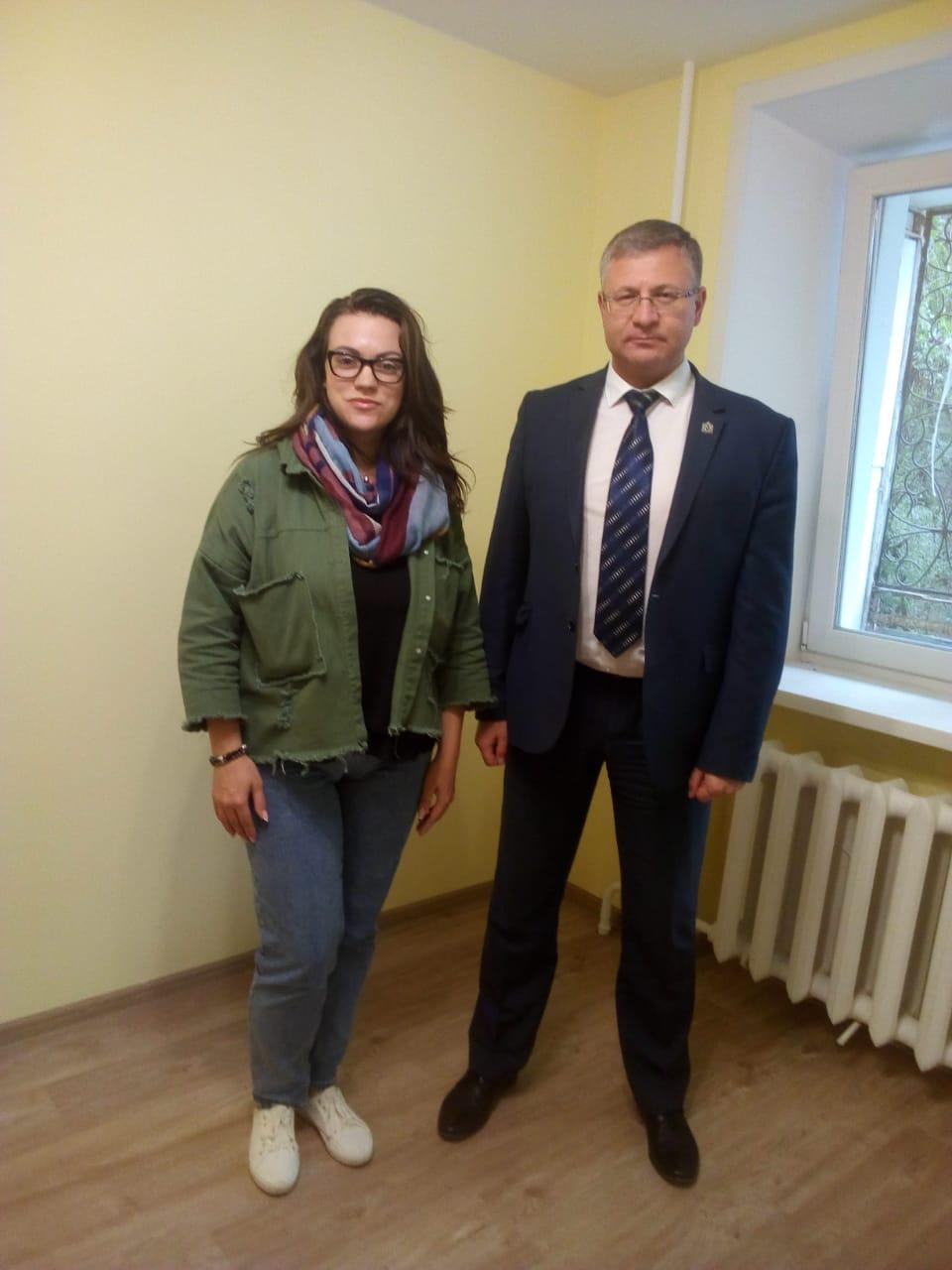 Когда и правда помогло государство: мама тройняшек купила квартиру в Хабаровске