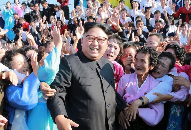 Ким Чен Ын: его идеал о Партийном Строительстве